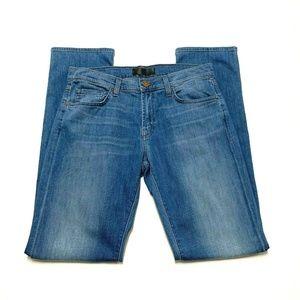 J Brand KANE 33 X 34 Slim Straight Jeans in Juno